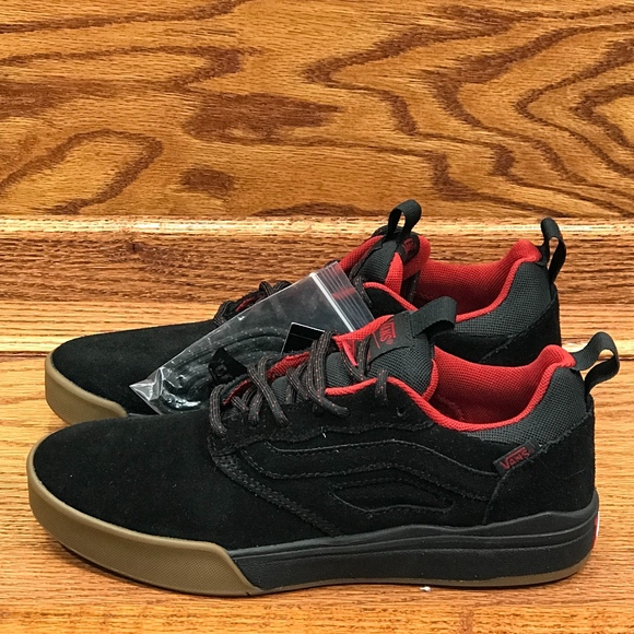 cfa3323c02 Vans UltraRange Pro Spitfire Cardiel Black Shoes